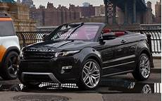 the new range rover evoque cabrio got a green light for