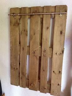 Garderobe Aus Europalette - garderobe aus palette selfmade wood upcycle und diy