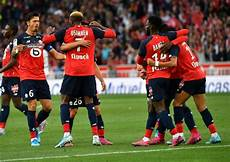 L1 Lille Croque Angers En Ap 233 Ritif Pour L Europe