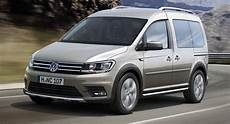 New Vw Caddy Gets Alltrack Version With Road Styling