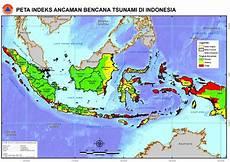 Daerah Rawan Tsunami Di Indonesia Mitigasi Bencana Alam