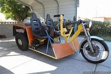 custom homemade trike