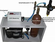 klimaanlage selber bauen kompressor kompressor k 252 hlschrank selber bauen