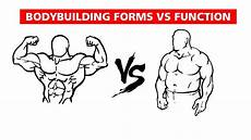 bodybuilding form vs function youtube