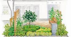 Vorgarten Gestalten Reihenhaus Ideen - gestaltungsideen f 252 r den reihenhaus vorgarten mein