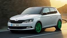 limited edition skoda fabia revealed on sale in february 2018