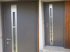pose porte blindée cuisine pose de porte d entr 195 169 e aluminium contemporaine