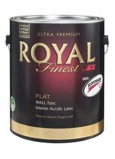 ace royal finest paint