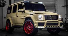 Brabus Tuned Mercedes G550 Looks Ready To Enter