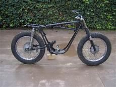 Cafe Racer Bike Frame