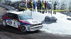 Martini Racing 1992 D Auriol Livey For Lancia Delta Hf