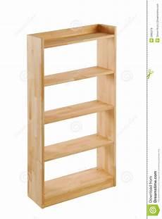 scaffale di legno scaffale di legno immagine stock immagine di brown