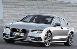 2018 Audi A7 Release Date Price Interior Redesign