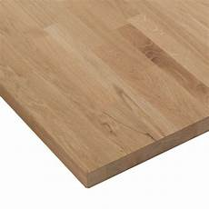 plan travail chene massif plan de travail bois ch 234 ne massif 180 x 65 cm 233 p 38 mm