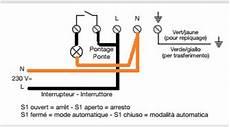 branchement detecteur de mouvement 5825 branchement detecteur de mouvement sur spot