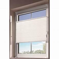 Fenster Jalousien Ohne Bohren - mydeco 174 50x130 cm bxh in wei 223 plissee jalousie ohne
