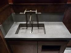 garage bathroom ideas the quot garage quot bar concrete sink modern bathroom salt lake city by future form designs