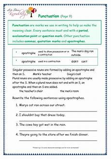 punctuation worksheets with answers grade 9 20925 grade 3 grammar topic 30 punctuation worksheets lets knowledge