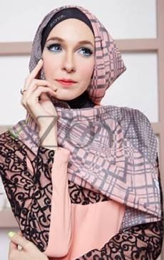 Trend Model Modern Zoya Terbaru 2015 Jilbab