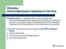 Классификация норм трудового права