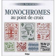 Monochromes Au Point De Croix Broch 233 Brigitte
