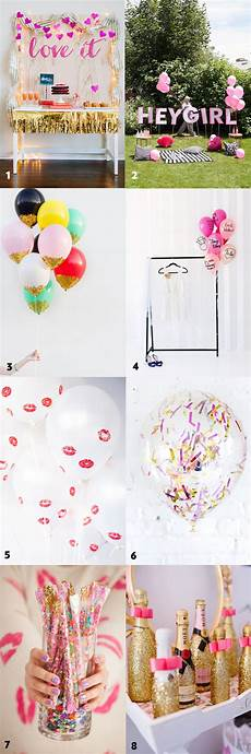 50 simple and stylish diy bridal shower bachelorette decoration ideas ultimate bridesmaid