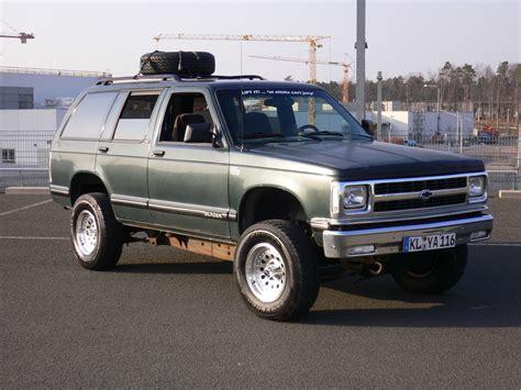 Blazer S10 Tahoe