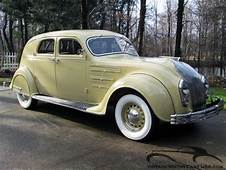 1934 Chrysler Airflow 8 Related Infomationspecifications