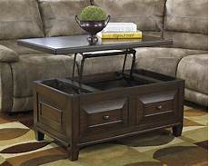 Top Lift Coffee Table