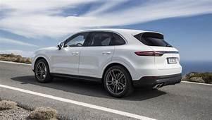 Porsche Cayenne 2018 Pricing And Spec Confirmed  Car News