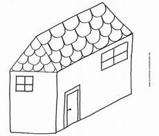 Kostenlose Malvorlagen Haus Malvorlagen Ausmalbilder Haus Ausmalbilder Geb 228 Ude