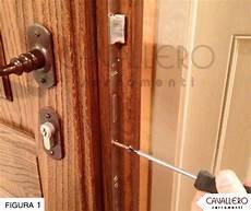 come cambiare serratura porta guida come cambiare la serratura a cilindro europeo