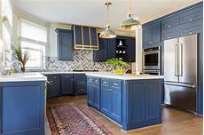 Kitchen Paint Satin by White And Gold Kitchen With Black Accents Transitional