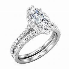 marquise diamond halo styled pear shaped bridal unique engagement rings los angeles