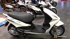 piaggio fly 50 2017 piaggio fly 50 scooter walkaround 2016 aimexpo