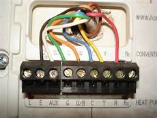 honeywell wiring diagrams yellow green blue and wires 187 saving some green part 1