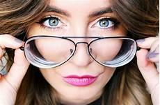 se maquiller avec des lunettes mes astuces ur