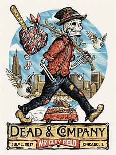 dead and company shows dead and company tour poster gallery jam buzz