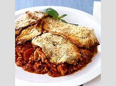 greek eggplant and chicken casserole_image