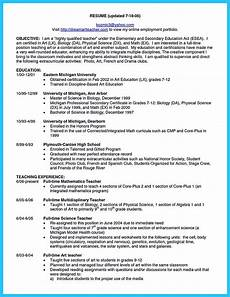 draft resume for teachers grabbing your chance with an excellent assistant teacher resume
