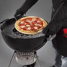 8836 weber 174 gourmet bbq system pizzastein mit gestell