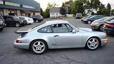 Porsche 964 Rs America Start Up