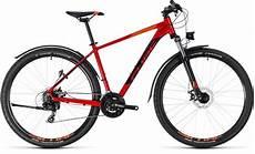 cube aim allroad 29 2018 hardtail mountain bike black