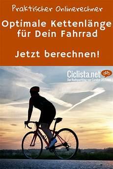 kettenl 228 nge berechnen fahrrad rennrad fahren und rennrad