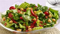 how to make tossed green salad youtube