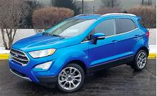 2018 ford ecosport titanium fwd the daily drive consumer