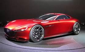 Mazda RX Vision Concept Debuts In Tokyo  News Car And