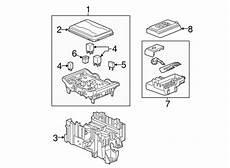 2015 gm fuse box fuse relay box for 2015 gmc 2500 hd 23143474