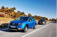 dacia discloses uk prices for the facelifted sandero