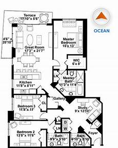 condominium house plans 3 bedroom condo floor plans google search with images